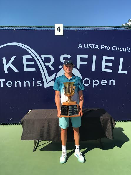 FIRST PRO TITLE FOR JENSON BROOKSBY