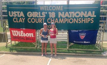 USTA 2015 NATIONAL CLAY COURT CHAMPIONSHIPS