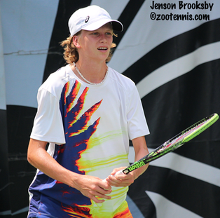 Jenson Brooksby Finalist in the National Championship