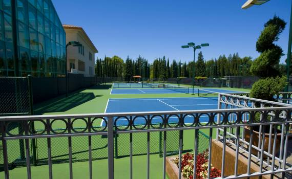 Website tennis courts