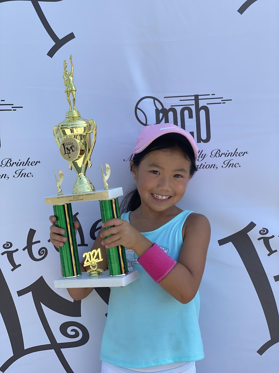 """Mia Watanabe takes 3rd place at Little Mo's """"7"""""""